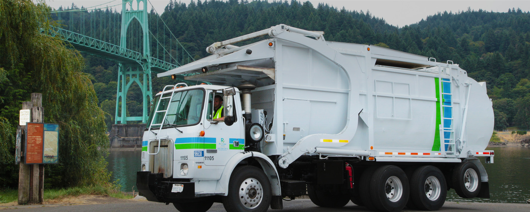 Recology Portland Commercial Recycling And Trash Services
